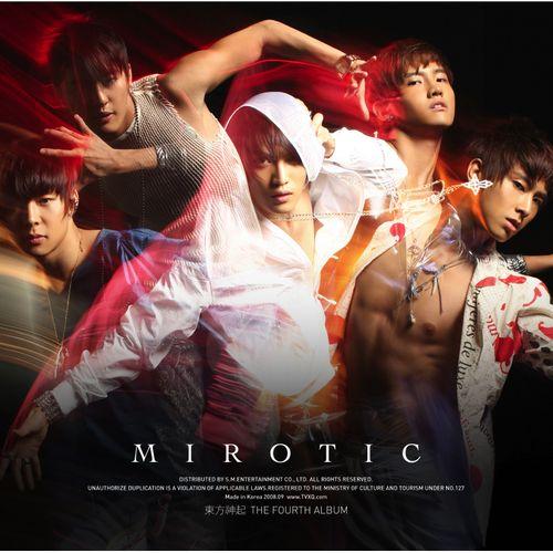 The 4th Album `MIROTIC`