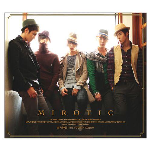 The Fourth Album `MIROTIC`