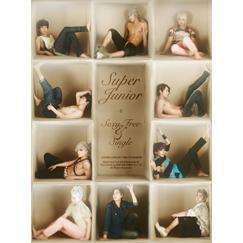 The 6th Album Sexy, Free & Single(B Ver.)