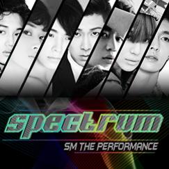 S.M. The Performance `Spectrum`