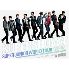 Super Junior World Tour `Super Show 4`