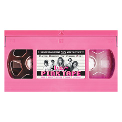 f(x) The 2nd Album 'Pink Tape'