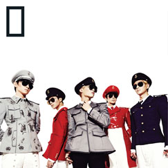 "SHINee The 5th Mini Album ""Everybody"""