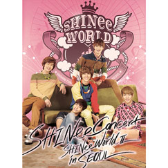 The 2nd Concert Album 'SHINee WORLD Ⅱ in Seoul'