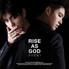 동방신기 SPECIAL ALBUM 'RISE AS GOD'
