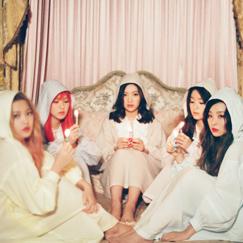 """Red Velvet The 2nd Mini Album """"The Velvet"""""""