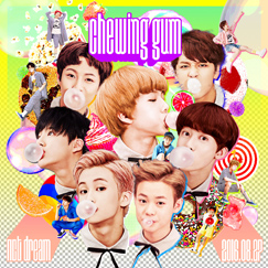 NCT DREAM The 1st Single 'Chewing Gum'