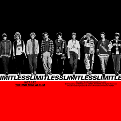 NCT 127 The 2nd Mini Album 'NCT #127 LIMITLESS'