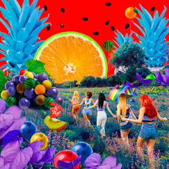 Red Velvet Summer Mini Album 'The Red Summer'