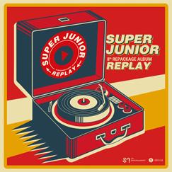 SUPER JUNIOR 8th Repackage Album [REPLAY]