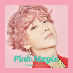YESUNG The 3rd Mini Album [Pink Magic]