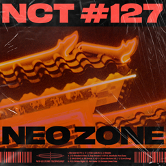 NCT 127 The 2nd Album 'NCT #127 Neo Zone'