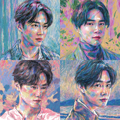 SUHO The 1st Mini Album '자화상 (Self-Portrait)'