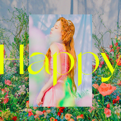 TAEYEON Single 'Happy'