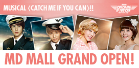MUSICAL CATCH ME IF YOU CAN