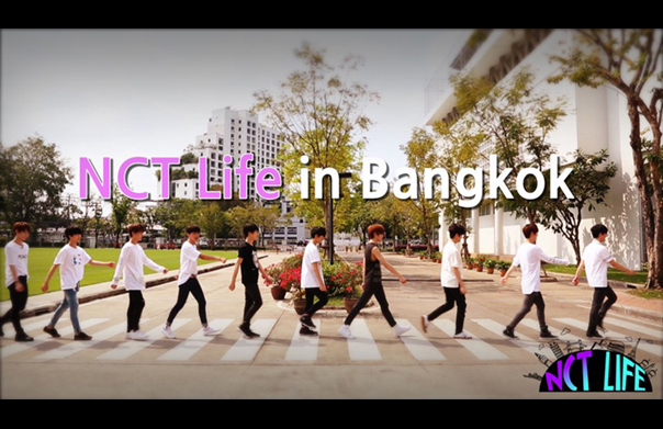 NCT 리얼리티 시리즈 'NCT LIFE' TV로 만난다!
