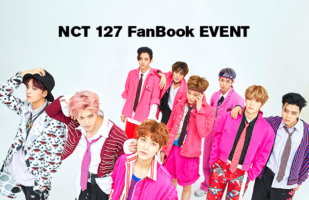 FanBook X NCT 127 EVENT!