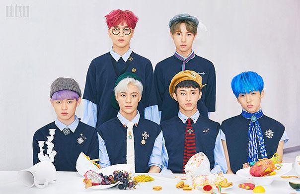 SM 특급 막내 NCT DREAM, 네이버 V 'NCT DREAM의 같이먹어요!' 생방송 기대감 고조!