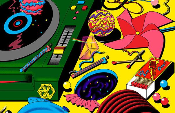 특급 DJ들이 선사하는 엑소 'Power' 리믹스 오늘 오후 6시 공개! 시선 집중!