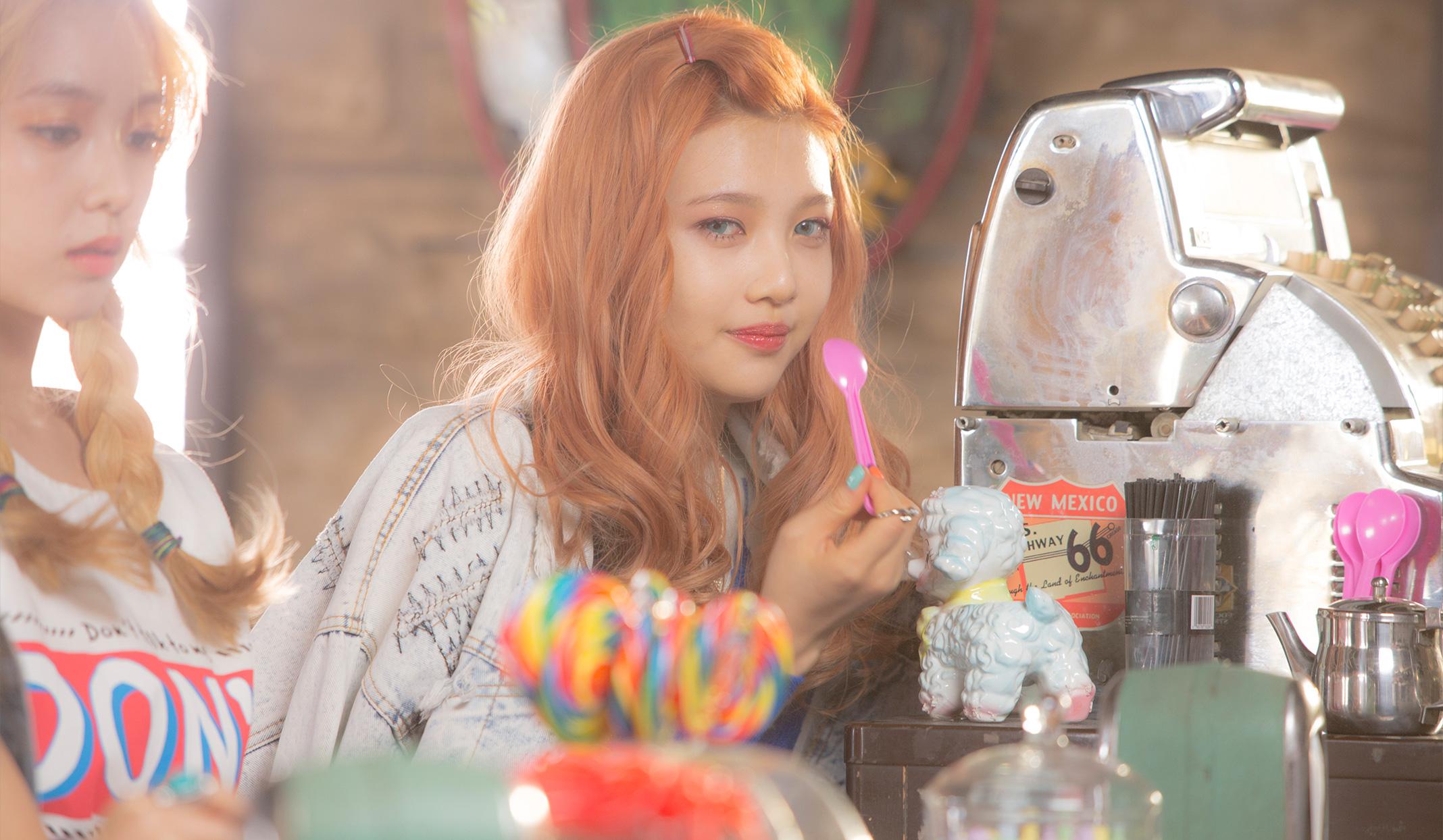 Ice Cream Cake Teaser Pictures : Re: [RVVT] Ice Cream Cake MV teaser - memento? - Disp BBS