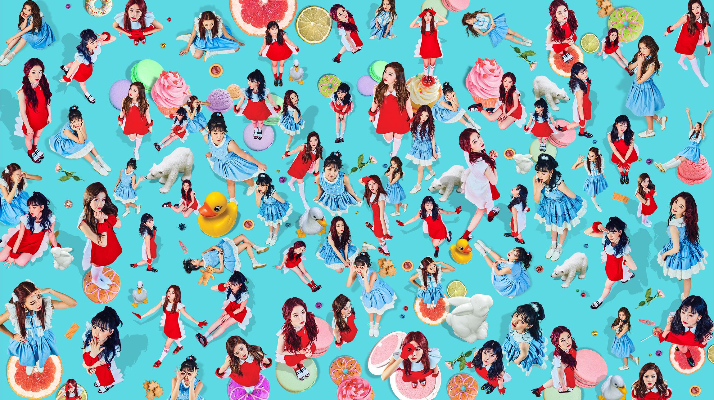 Teaser Red Velvet Comeback Teaser Website Update Find