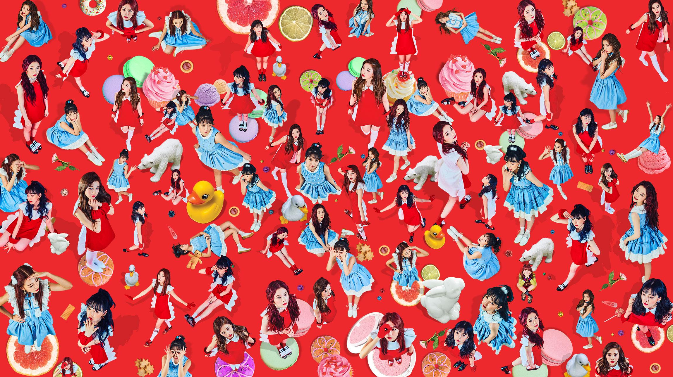 Fyeah Red Velvet