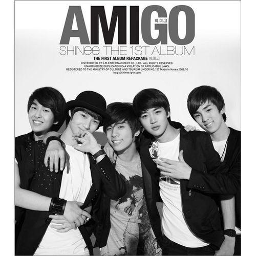 SHINee The First Album (Repackage)