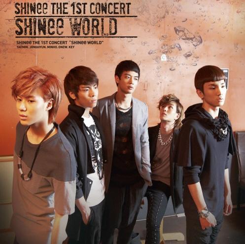 The 1st Asia Tour Concert Album `SHINee WORLD`