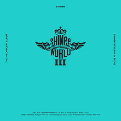 The 3rd Concert Album 'SHINee WORLD Ⅲ in SEOUL'