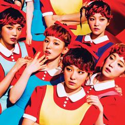 """Red Velvet The 1st Album """"The Red"""""""