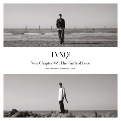 TVXQ! 15th Anniversary Special Album 'New Chapter #2 : The Truth of Love'