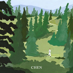CHEN The 1st Mini Album '사월, 그리고 꽃 (April, and a flower)'