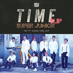 SUPER JUNIOR The 9th Album [Time_Slip]