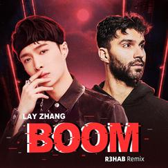 EXO LAY Single 'BOOM (R3HAB Remix)'
