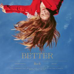 BoA The 10th Album  'BETTER'