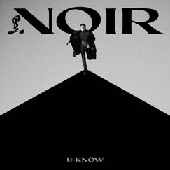 U-KNOW 2nd Mini Album  'NOIR'