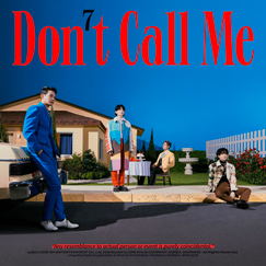 SHINee The 7th Album 'Don't Call Me'