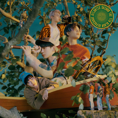 SHINee The 7th Album Repackage 'Atlantis'