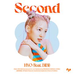 효연 (HYO) Single 'Second'