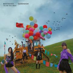 Red Velvet 6th Mini Album  'Queendom'