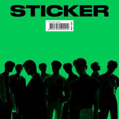 NCT 127 The 3rd Album 'Sticker'
